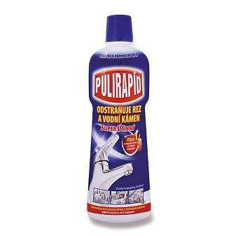 Obrázek produktu Prostředek na vápenaté usazeniny Pulirapid - 750 ml
