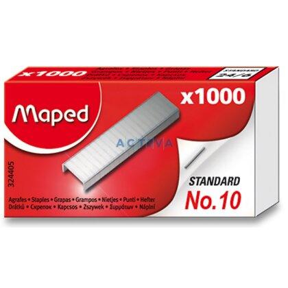 Obrázek produktu Maped No. 10 - drátky do sešívaček