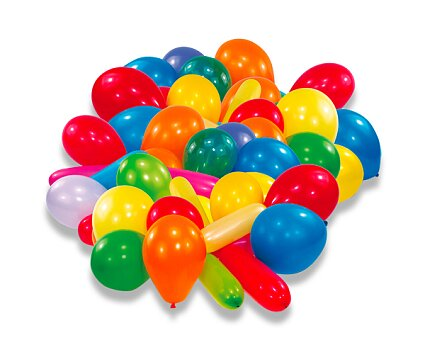 Obrázek produktu Nafukovací balónky - 50 ks