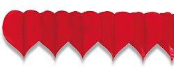 Girlanda ve tvaru srdce