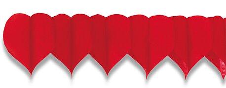 Obrázek produktu Girlanda ve tvaru srdce - 4 m