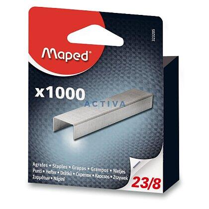 Obrázek produktu Maped 23/8 - drátky do sešívačky