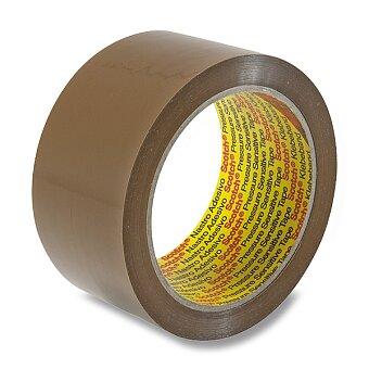 Obrázek produktu Samolepicí nehlučná páska Scotch - 50 mm x 66 m, hnědá