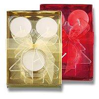 Sparklet - sada čajových svíček, výběr barev