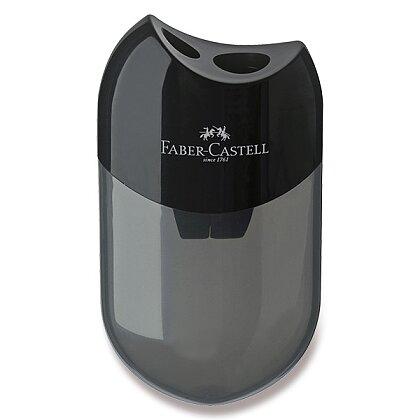 Obrázek produktu Faber-Castell Black - ořezávátko - 2 otvory