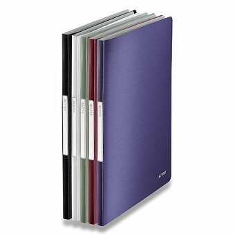 Obrázek produktu Katalogová kniha Leitz Style - A4, 20 kapes, výběr barev