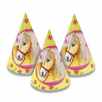 Obrázek produktu Kloboučky Charming Horses - 6 ks
