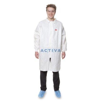 Obrázek produktu 3M - jednorázový laboratorní plášť - velikost L