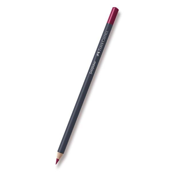 Pastelka Faber-Castell Goldfaber - červené a růžové odstíny 126