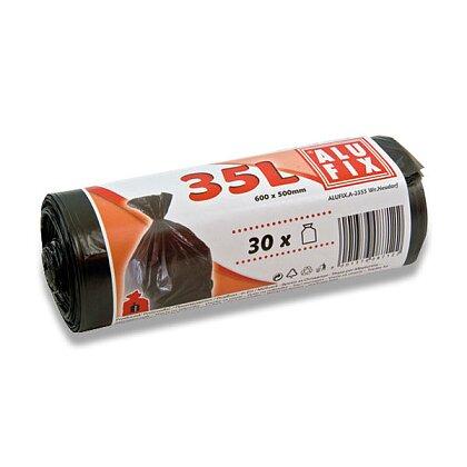 Obrázek produktu Alufix - pytle na odpadky - 35 l, 10 ks, 15 mikronů