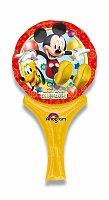 Nafukovací balónek s rukojetí - Mickey