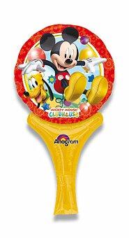 Obrázek produktu Nafukovací balónek s rukojetí - Mickey