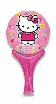 Obrázek produktu Nafukovací balónek s rukojetí - Hello Kitty
