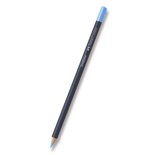 Pastelka Faber-Castell Goldfaber - modré odstíny 147
