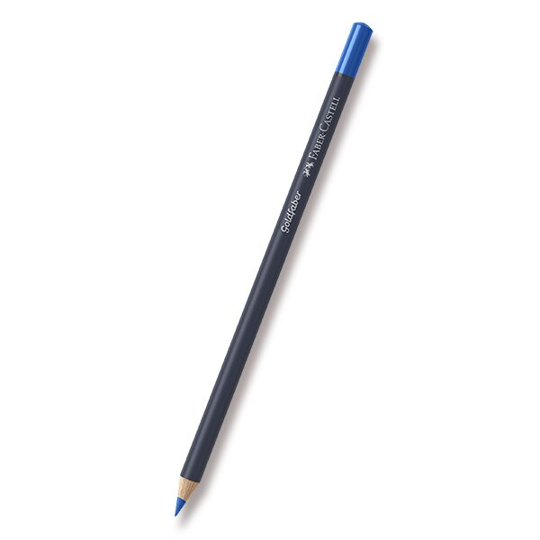 Pastelka Faber-Castell Goldfaber - modré odstíny 149