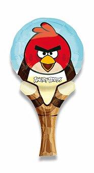 Obrázek produktu Nafukovací balónek s rukojetí - Angry Birds