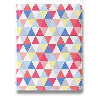 Obrázek produktu Zápisník A5 Filofax Notebook Geometric