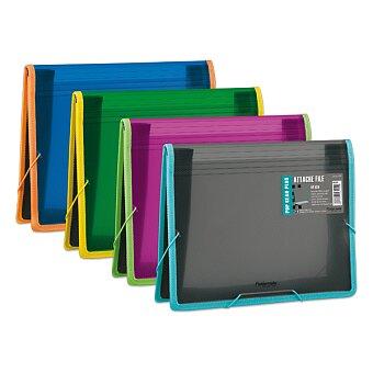 Obrázek produktu Aktovka na dokumenty Foldermate Popgear Plus - A4, rozšířitelná, výběr barev
