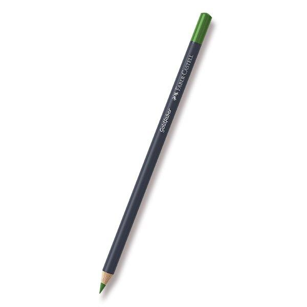Pastelka Faber-Castell Goldfaber - zelené odstíny 166