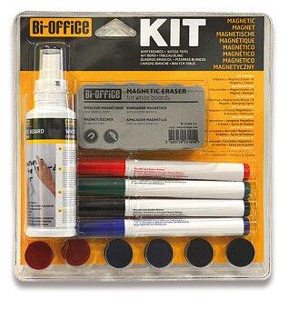 Obrázek produktu Sada pro tabule Bi-Office Whiteboard Kit - startovací