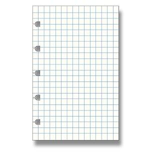 Čtverečkovaný papír