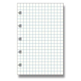Obrázek produktu Čtverečkovaný papír - náplň kapesních zápisníků Filofax Notebook