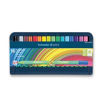 Obrázek produktu Popisovač Schneider Link-It - sada 16 barev