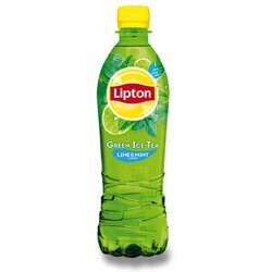 Lipton - Ice Tea - Green tea, Lime & Mint 0.5 l | ACTIVA