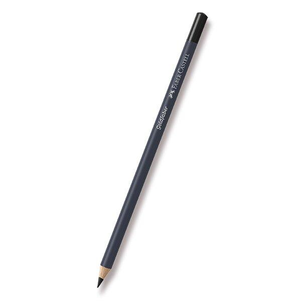 Pastelka Faber-Castell Goldfaber - černé a šedé odstíny 199