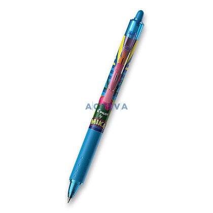Obrázek produktu Pilot Frixion Clicker 07 - Edice Mika - roller - světle modrý