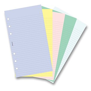 Poznámkový papír, mix