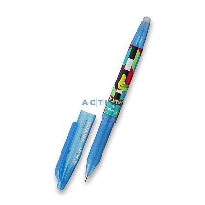 Obrázek produktu Pilot FriXion 07 - Edice Mika - roller - světle modrý