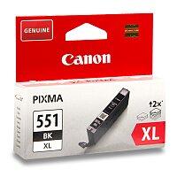 Cartridge Canon CLI-551 XL pro inkoustové tiskárny