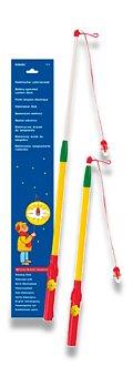 Obrázek produktu Teleskopická tyčka na lampion - délka 38 - 58 cm