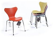 Dětská židle Fritz Hansen Series 7 OUTLET