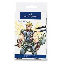 Popisovač Faber-Castell Comic 3D