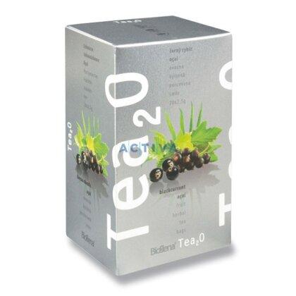 Obrázek produktu Biogena Tea2 O - porcovaný čaj - Černý rybíz & Acai