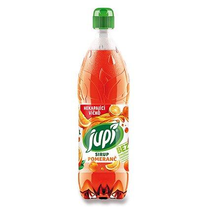 Obrázek produktu Jupí - ovocný sirup - Pomeranč, 0,7 l