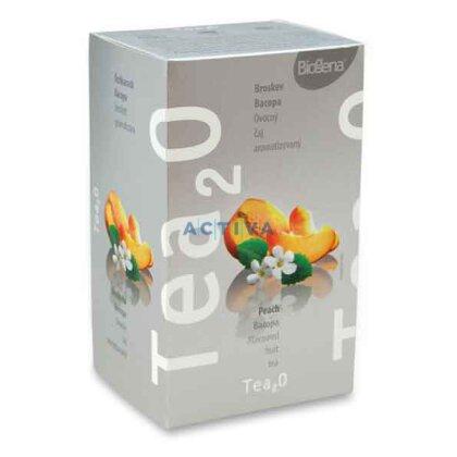 Obrázok produktu Biogena Tea2 O - porciovaný čaj - 20 x 2,5 g, broskyňa & bacopa