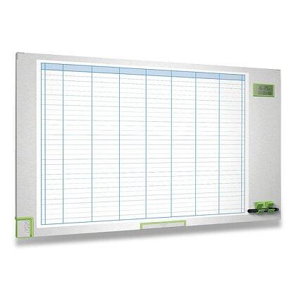 Obrázek produktu Nobo - plánovací tabule - 105 × 60 cm, týdenní