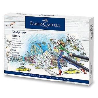 Obrázek produktu Pastelky Faber-Castell Goldfaber - dárková sada, 23 ks