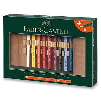 Obrázek produktu Akvarelové pastelky Faber-Castell Albrecht Dürer Magnus - pouzdro, 18 barev