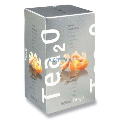 Obrázek produktu Biogena Tea2 O - porcovaný čaj - Zázvor & Mandarinka