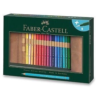 Obrázek produktu Akvarelové pastelky Faber-Castell Albrecht Dürer - pouzdro, 30 barev