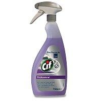 Čistící prostředek Cif Professional dezinfekce