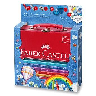 Obrázek produktu Pastelky Faber-Castell Jumbo Grip - Balon, 18 ks