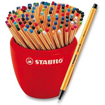 Obrázek produktu Liner Stabilo Point 88 - dóza