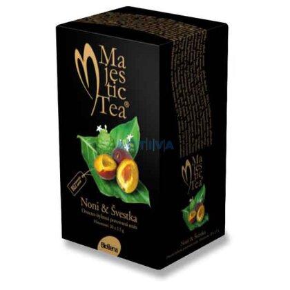 Obrázek produktu Biogena Majestic Tea - porcovaný čaj - Noni & Švestka