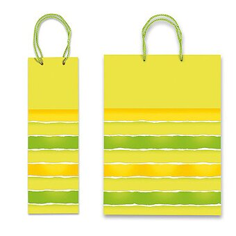 Obrázek produktu Dárková taška Sadoch Fluo - výběr rozměrů