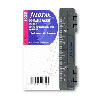 Obrázek produktu Děrovač - náplň kapesních diářů Filofax